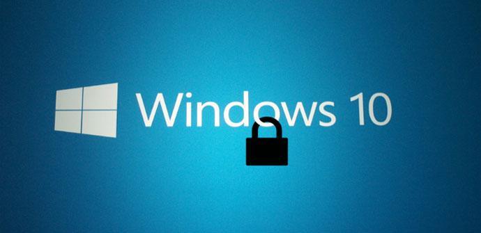 Seguridad en Windows 10