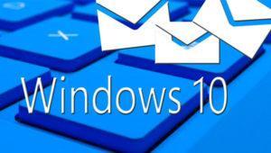 Cómo ocultar la letra de los correos en la app Correo de Windows 10