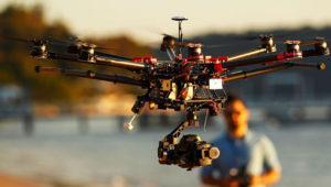 La Inteligencia Artificial llega a los drones gracias a Microsoft
