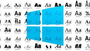 Cambia el tamaño de la letra de Windows con System Font Size Changer