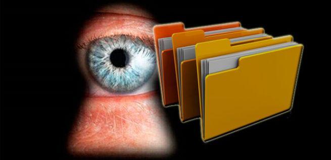 ocultar archivos o carpetas