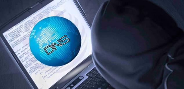 secuestro DNS