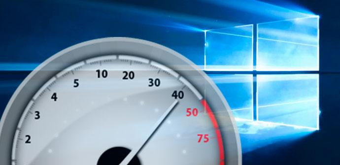 rendimiento Windows 10