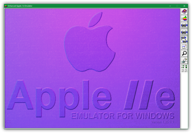 AppleWin Emulador Apple II