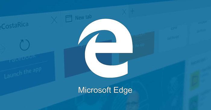 Navegadores web Microsoft Edge