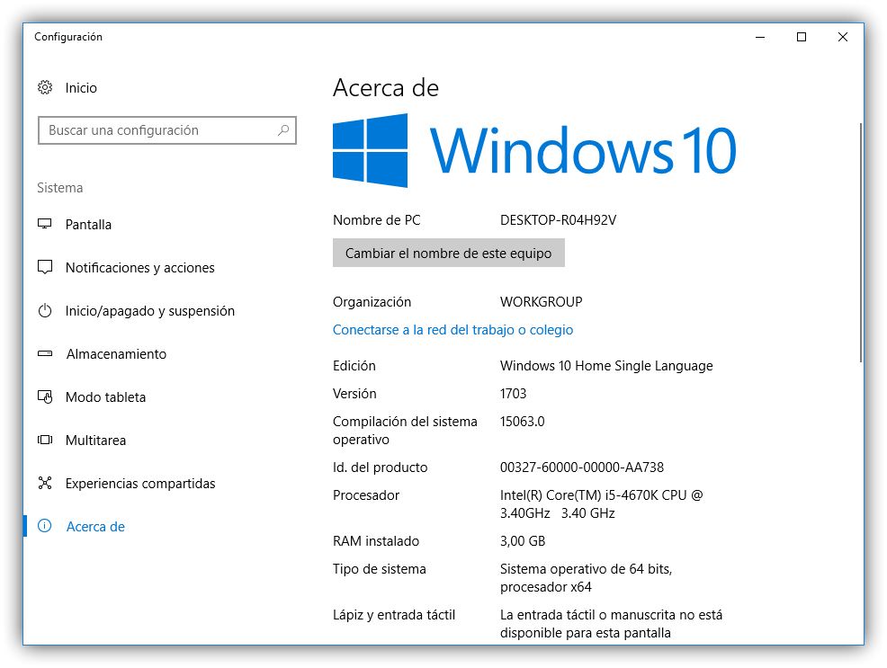 C mo actualizar a windows 10 creators update con el for Windows 10 update