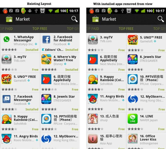 as ha evolucionado la play store de android en sus 5 a os