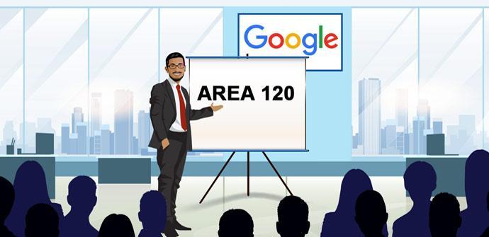 Área 120 Google