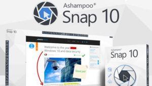 Sorteamos 10 licencias para el nuevo Ashampoo Snap 10