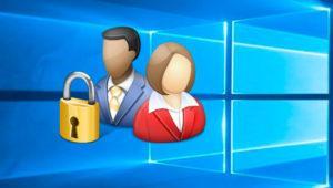 Administra las cuentas de usuario de Windows 10 con Net user