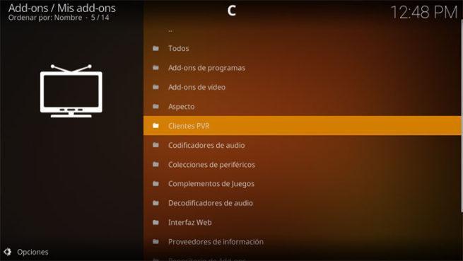 Sintoniza los canales de TDT en tu PC con Kodi