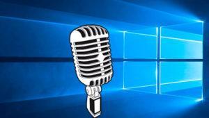 Cómo solucionar los problemas con el micrófono en Windows 10