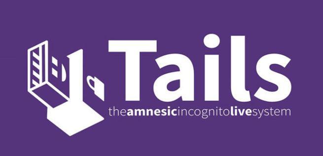 Sistema operativo Tails