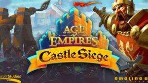 Age of Empires: Castle Siege, el esperado título finalmente llega a Android