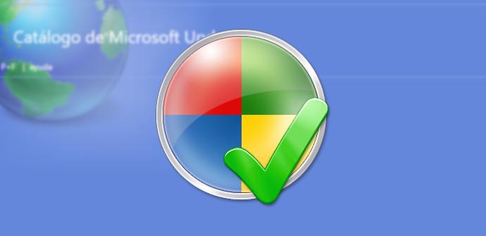 Catalogo Microsoft Update - Actualizar Windows