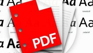 Edita y convierte ficheros PDF con esta aplicación web