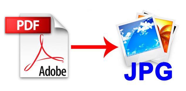 Como convertir archivos pdf en jpg