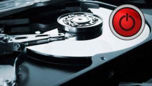 Así puedes apagar el disco duro después de un tiempo de inactividad en Windows 10