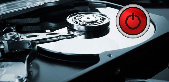 apagar disco duro