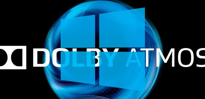 sonido dolby atmos windows 10