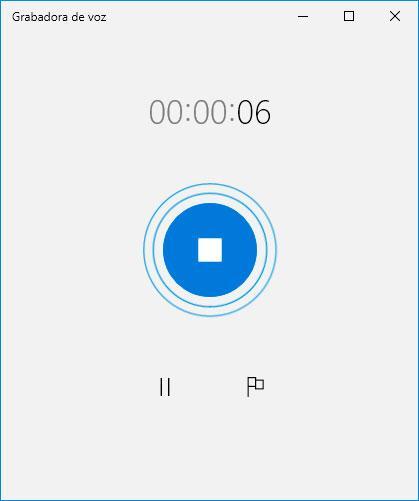 grabar sonidos