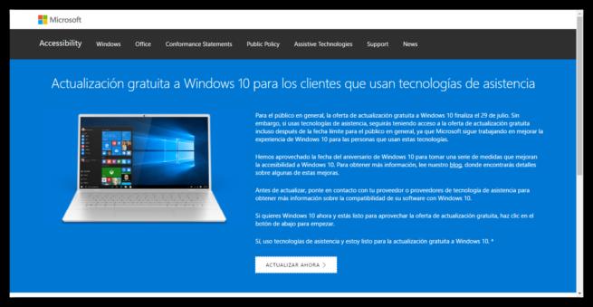 Actualizar licencia Windows 10 S Windows 10 Pro gratis