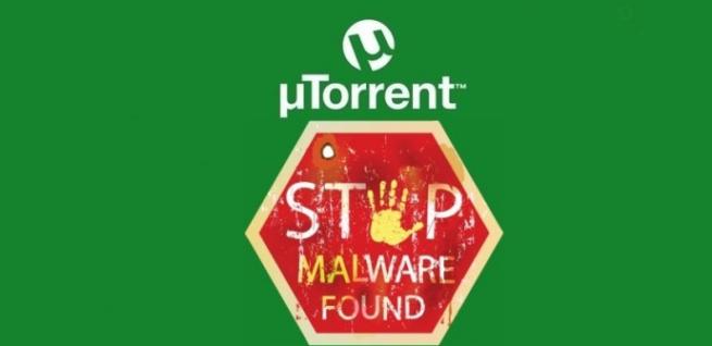 Malware uTorrent