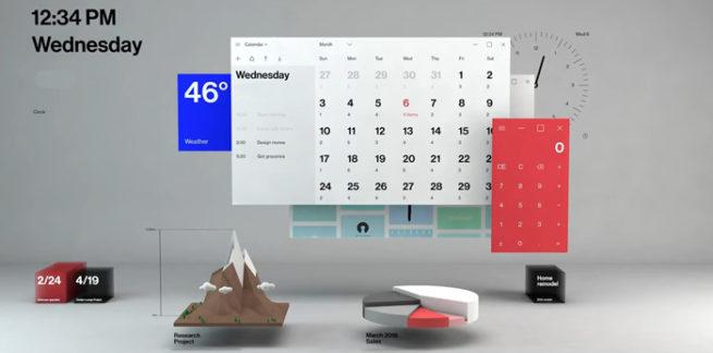 Windows 10 Fluent Design System