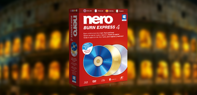 Nero BurnExpress 4