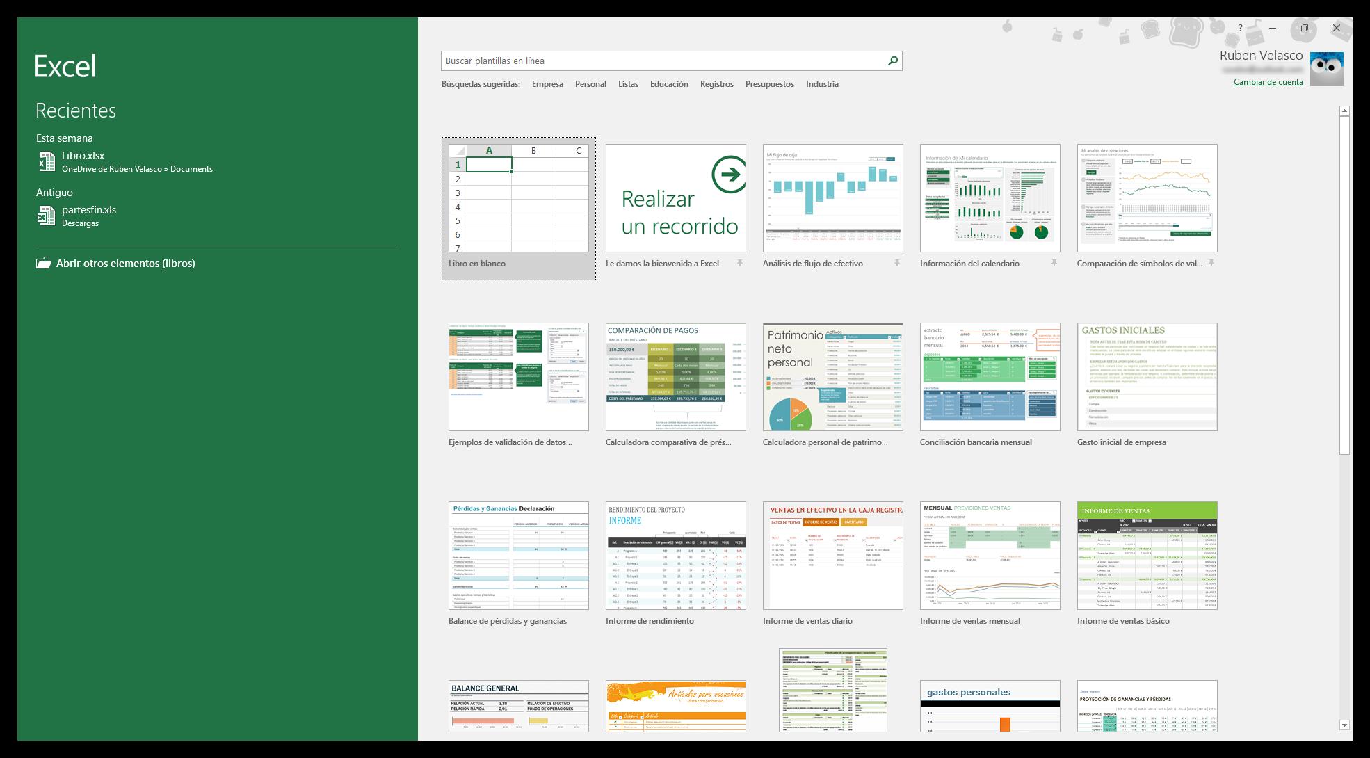 Cómo hacer un calendario 2018 en Excel