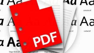 PDFzorro, un completo editor PDF gratuito