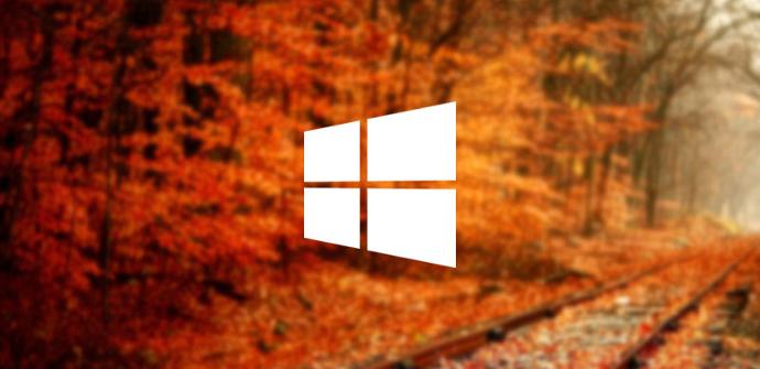 Windows 10 Fall Creators Update Autumn