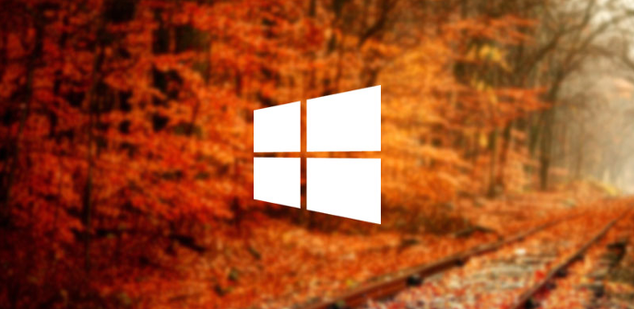 Fondos De Pantalla De Otono Para Recibir Windows 10 Fall Creators Update