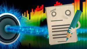 Transcribe audio a texto sin instalaciones con Recordense