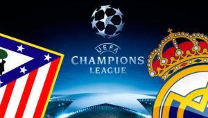 Cómo ver el Atlético de Madrid – Real Madrid de Champions de hoy desde el ordenador