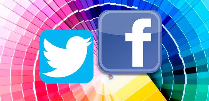cabmiar color fondo Twitter y Facebook