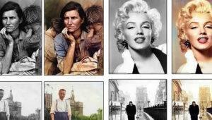 Da color a tus fotografías antiguas con estas aplicaciones web