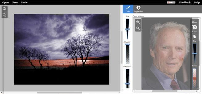 Colorear fotografías
