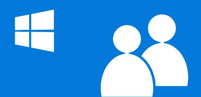 Contactos de Windows 10
