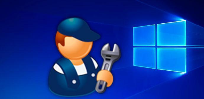 reparar windows 10