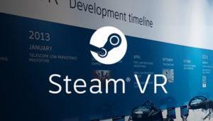 Valve sigue apostando por la realidad virtual con nuevas mejoras en SteamVR