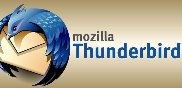 Thunderbird calendar