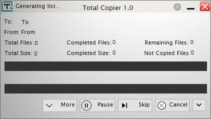 total copier