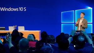 Windows 10 S, el movimiento de Microsoft más inteligente