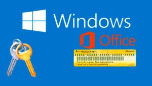 Haz una copia de seguridad de la licencia de Windows y Office con Advanced Tokens
