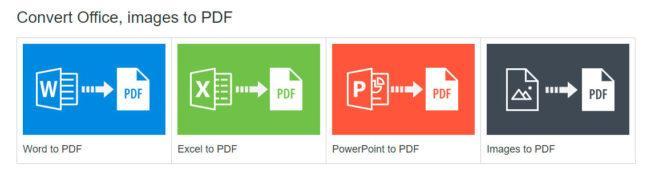 convertir y editar PDF