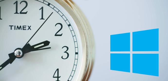 Alarma Windows 10