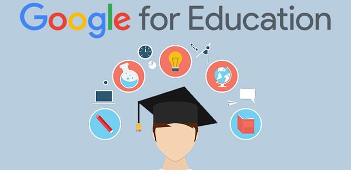 Google educación