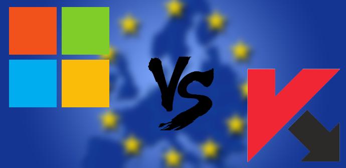 Microsoft Vs Kaspersky