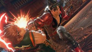 Tekken 7 solo ha durado 4 días protegido con Denuvo